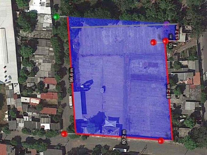 Predio de uso mixto con oficina en venta en Tecomán Colima