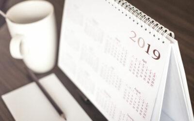July 2019 Reliable Revenue Schedule