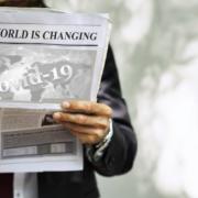 coronavirus is changing the world