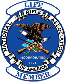 NRA Life Member Logo