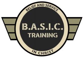 B.A.S.I.C Training Logo