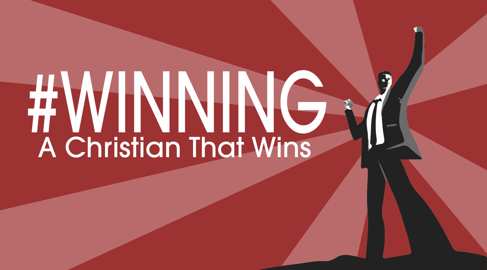 A Christian That Wins Title Image