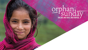 International Orphan Sunday 2019 Image
