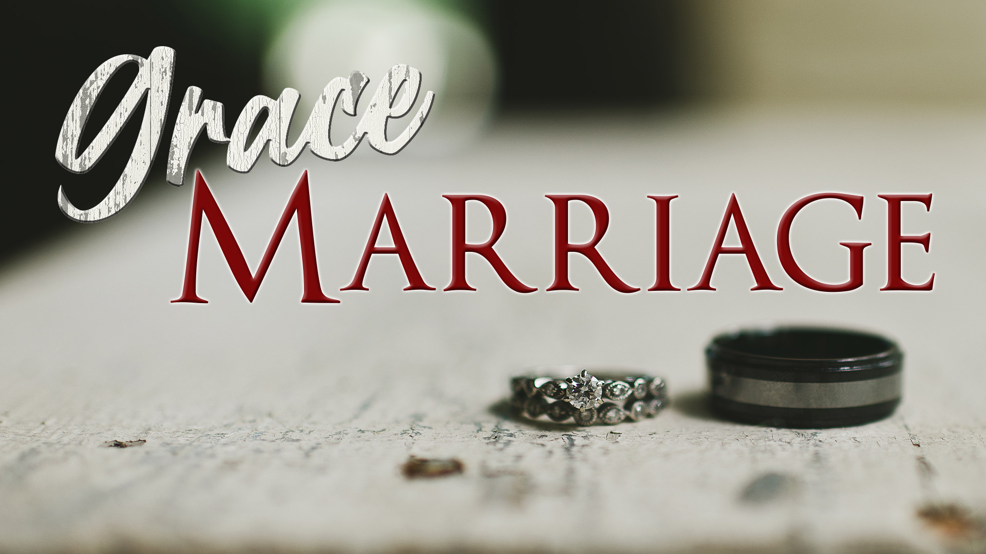 Grace Marriage Image