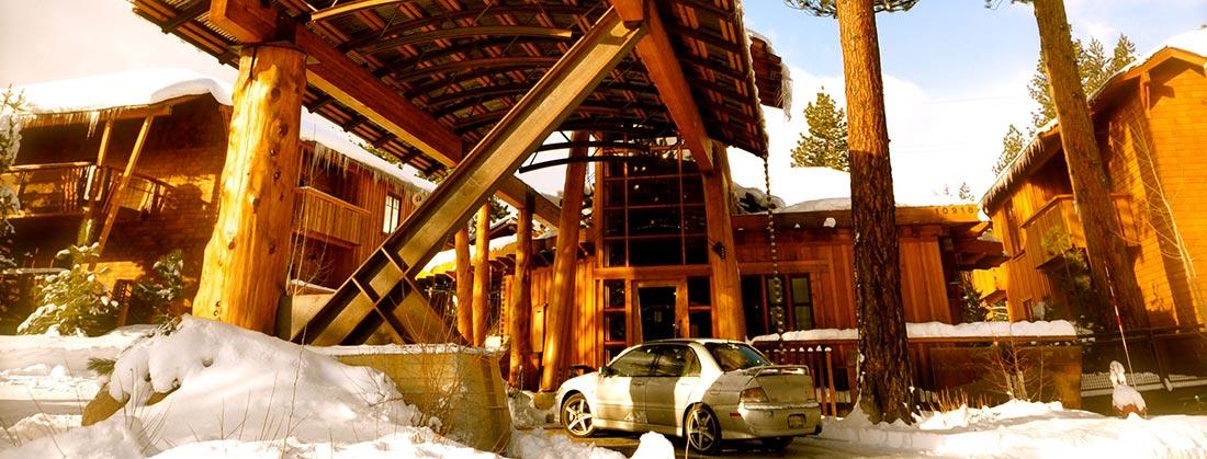 Truckee - Cedar House Hotel