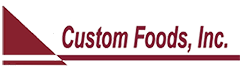 Custom Foods Inc Logo