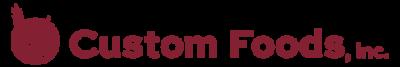 Custom Foods Inc Logo