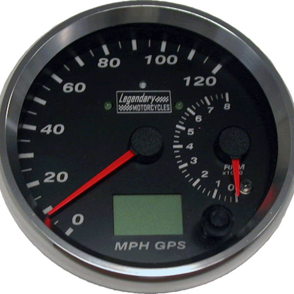 Gauge Speedo-Tach KPH or MPH