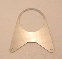 bracket Dual speedometer/tachometer