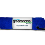 Microfiber Golf Towel Royal Blue