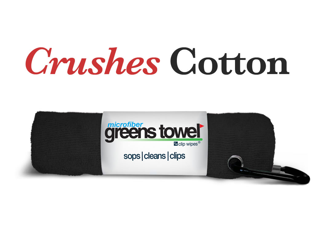Why are Microfiber Golf Towels so popular?