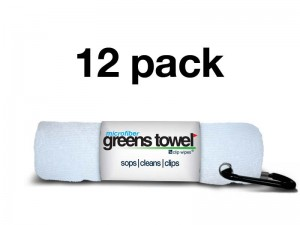 Pure White Greens Towel 12 Pack