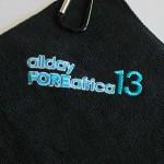 Custom Embroidered Golf Towel
