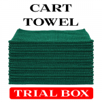 Forest Green Cart Towel Trial Box