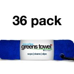 Royal Blue 36 Pack Greens Towels