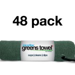Pine Forest 48 Pack of Greens Towels