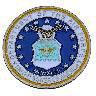 US Air Force Golf Ball Marker
