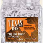 "2 3/4"" Texas Tees 500 Jar"