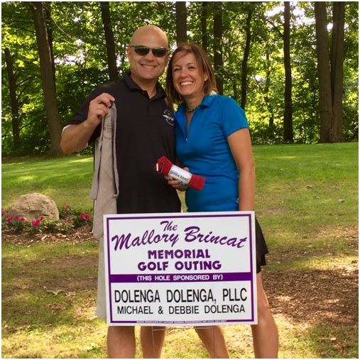 Charitable Golf Tournament Memorial Outing Gifts