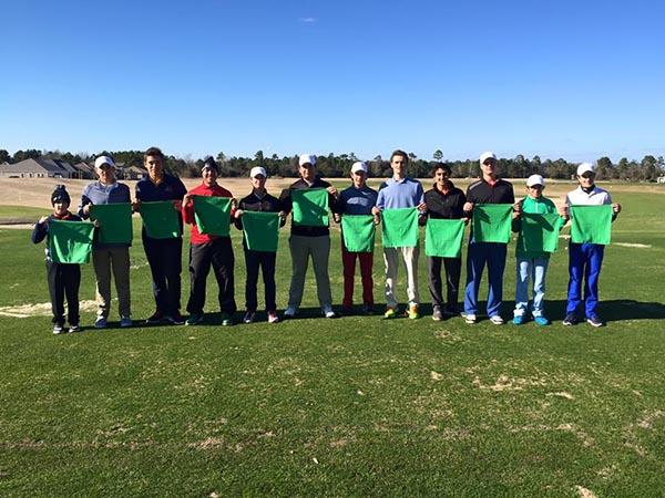 Optimist Junior Golf and Greens Towels