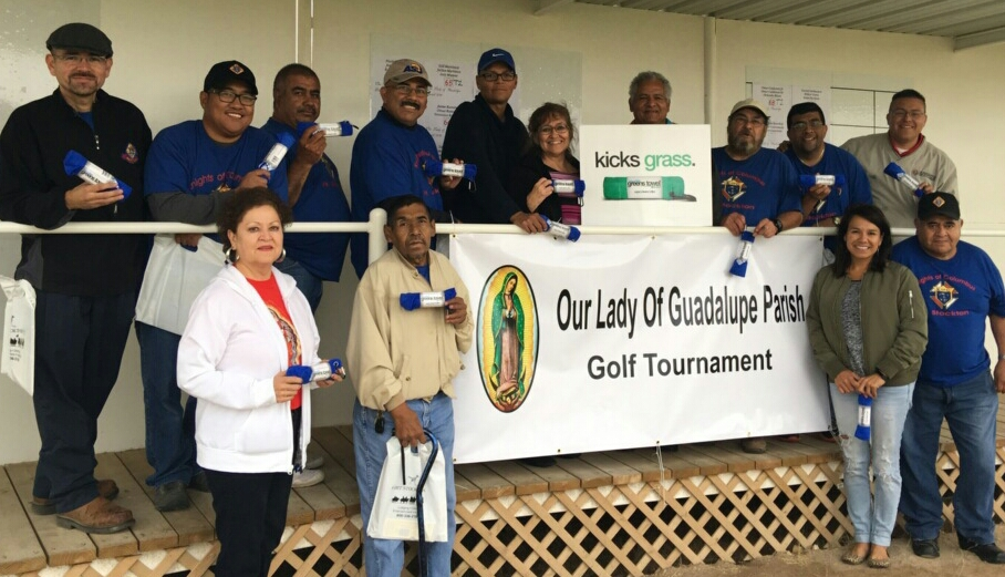 Giving Back – Greens Towel Supports Parish Golf Tournament