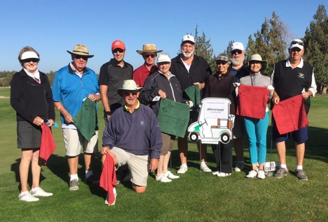 Greens Towel Supports Junior Golf Fundraiser