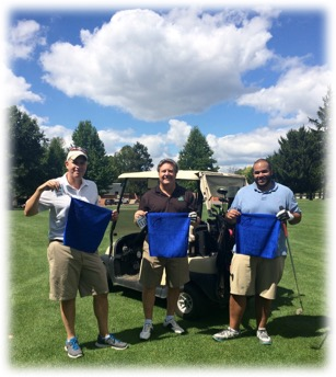 Charity Golf Outing Donation a Big Hit at Annual Golf Fundraiser
