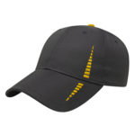 Performance Cap Black-Gold