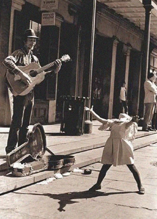 19 Страхотни исторически снимки, които щастливо виждате