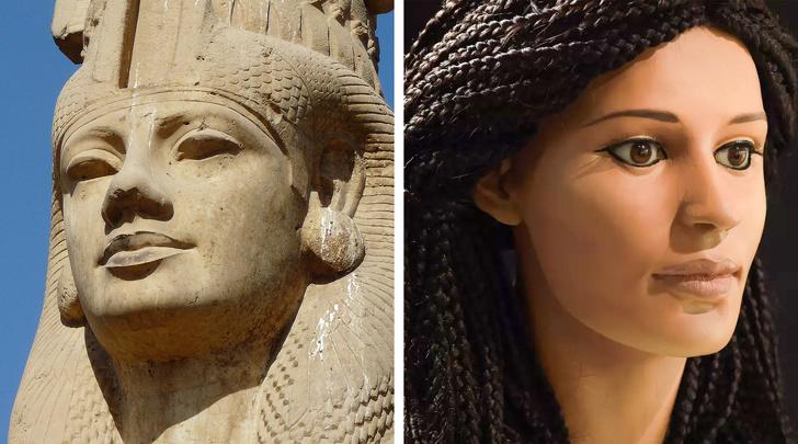 Как изглеждаха нашите предци в реалния живот, които свикнахме да виждаме само в учебниците