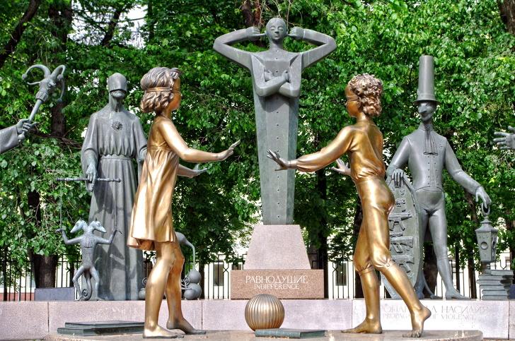 20 скулптури, чиято история ще ви напомня за най-важното
