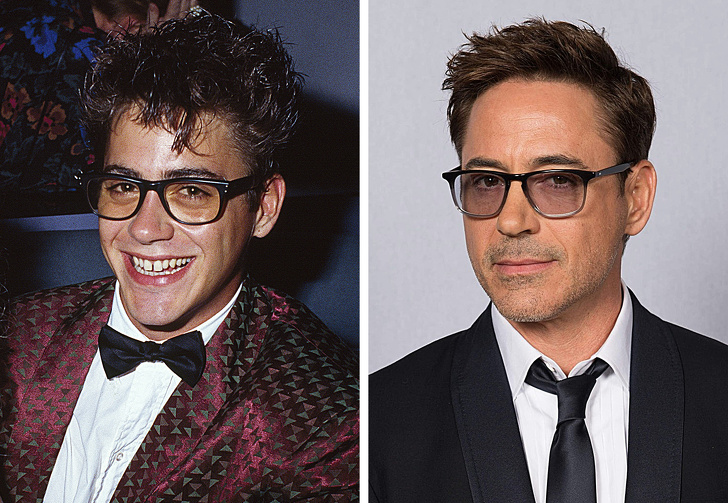 Вижте как изглеждаха 11 брутални холивудски мъже, преди да станат известни