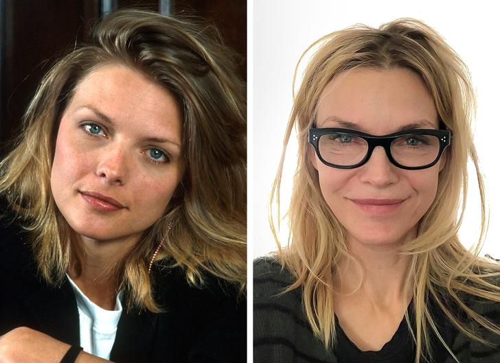 10+ известни жени над 40 години, които никога не са правили пластични операции