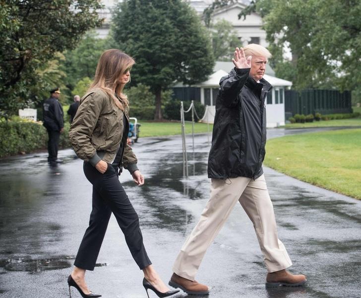 9 случая, когато съпругите на президентите показаха своя характер само с един детайл на външния вид