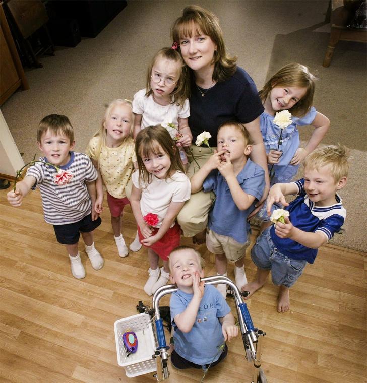 Вижте септември, чиито родители не са слушали докторите преди 20 години и са решили да ги вземат