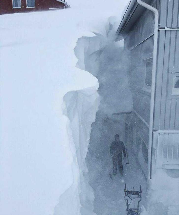 27 души показват какво е да живееш в екстремни метеорологични условия и не е за слабите