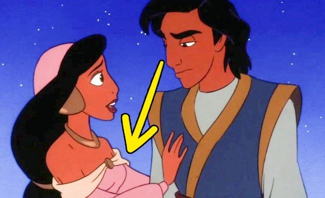 12 снимки, които доказват, че анимационните филми на Дисни имат своя собствена логика
