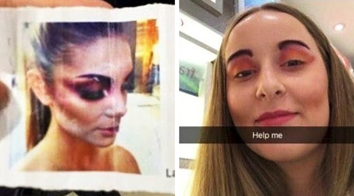 20+ отчаяни жени, чиито жертви за красота слязоха в канализацията