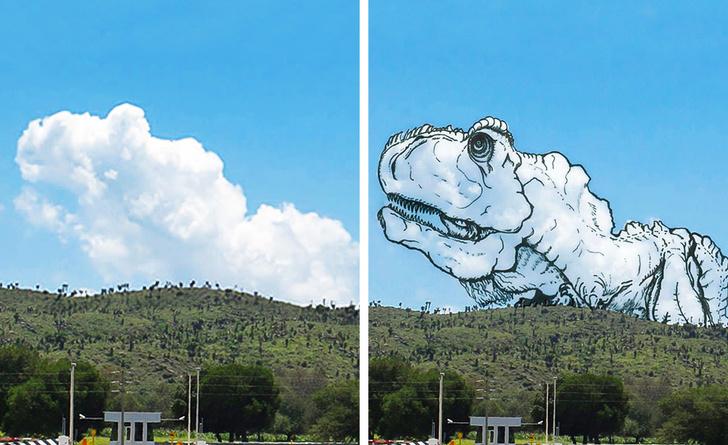 20 пъти облаци превърнаха небето в театрална сцена