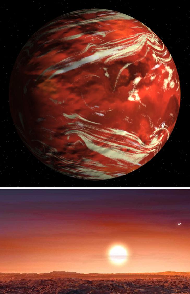 10 наскоро открити планети, които са точно като земята