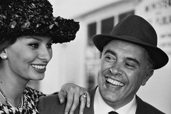 Историята на София Лорен, холивудска сирена, която само 50 години обичаше един мъж