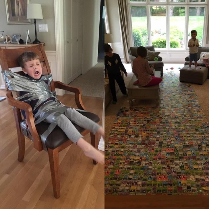 15 снимки, които доказват да имаш брат и сестра, е игра без правила