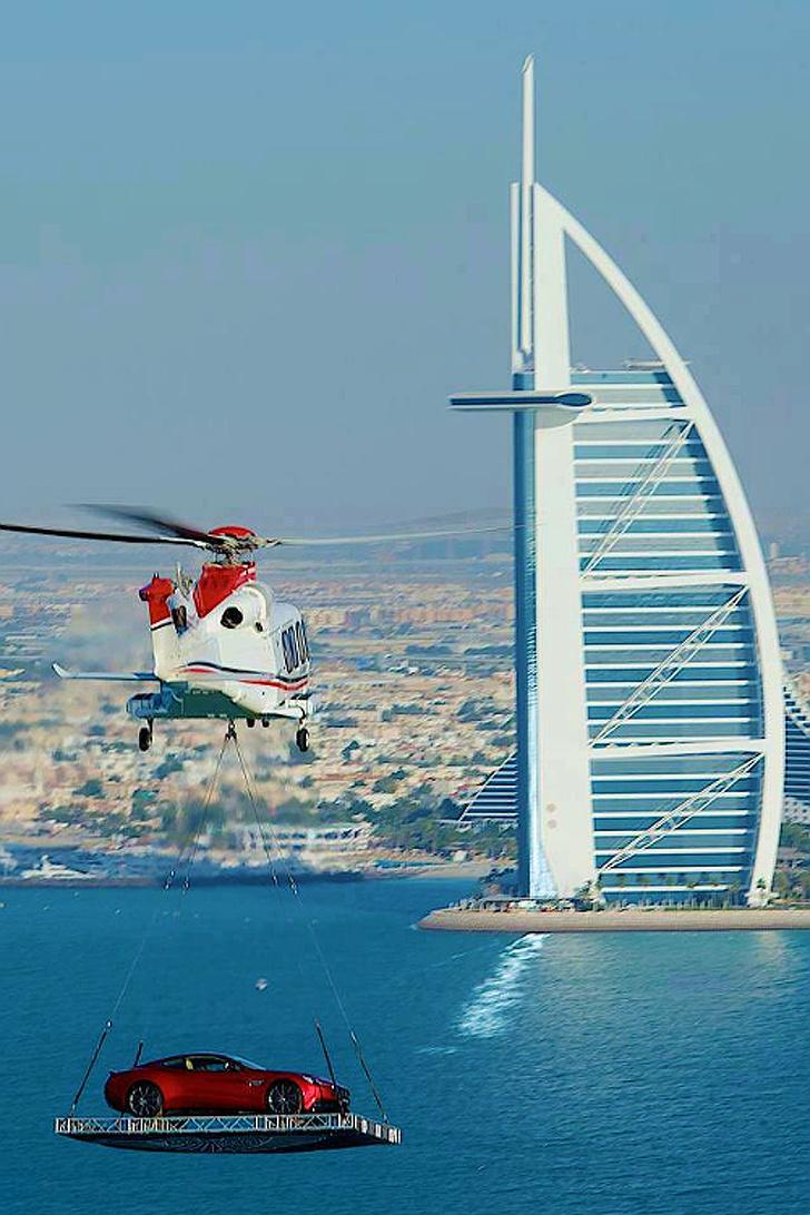20 луксозни неща от Дубай, които ни накараха да се задъхнем