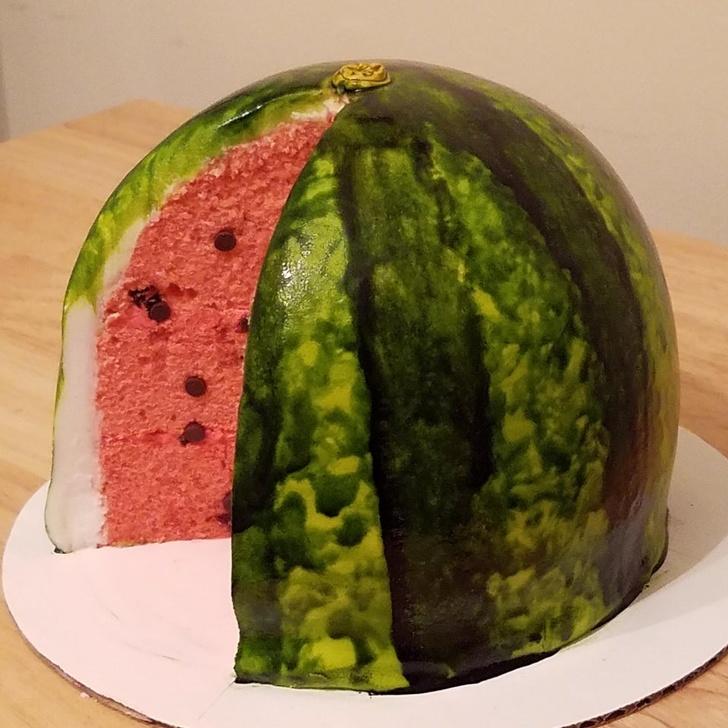 25 торти с измамно изглежда, че ни остави гръмотевичен