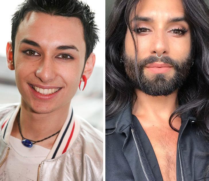 9 знаменитости, които промениха пола си и станаха още по-популярни