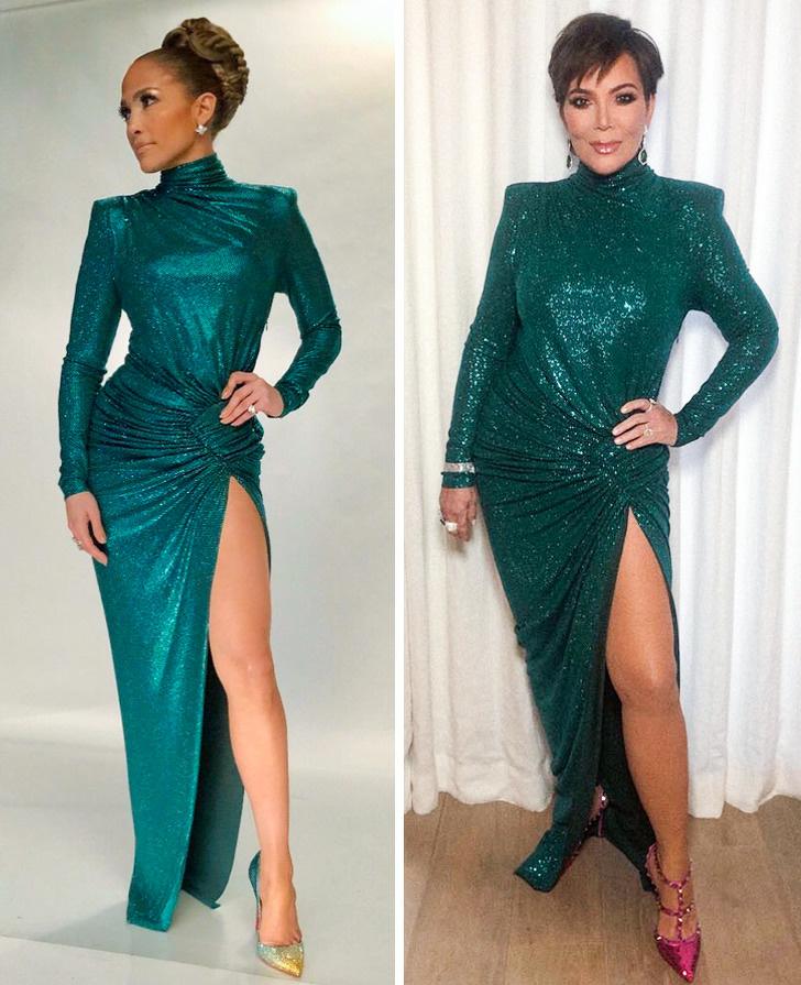 17 пъти знаменитостите имаха същото облекло и не можем да решим кой да го носи по-добре