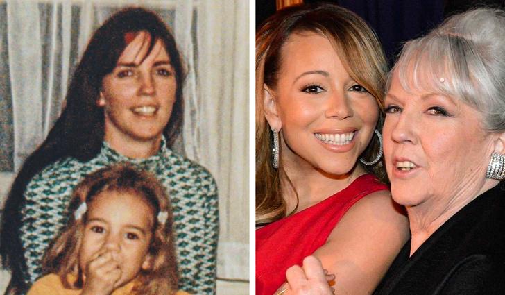 10 майки, които сами са отгледали децата си (може би затова тези деца станаха известни)