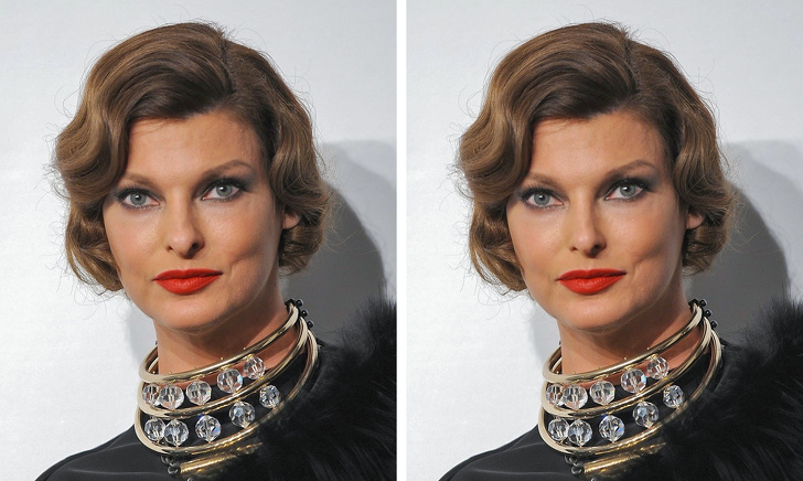 Разгледахме как биха изглеждали 11 знаменитости без уникалния им външен вид.