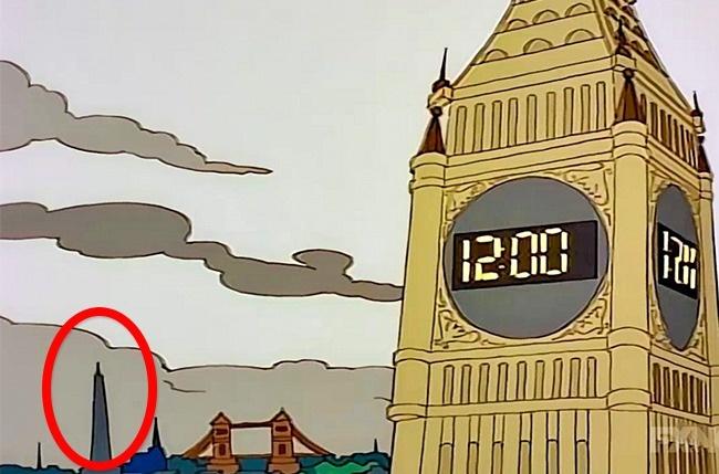 """18 доказателства, че всичко се случва за причина в """"Симпсъните"""""""