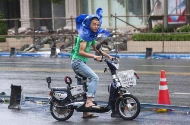 15 снимки, доказващи, че вятърът има чувство за хумор